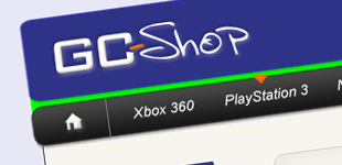 Website Redesign - GC Shop